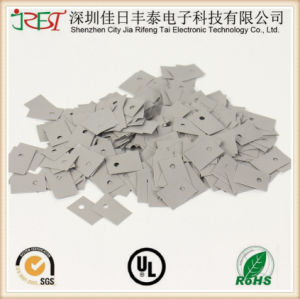 Thermal Silicone Coated Fiberglass Insulation Sheet for Motor/LED/MOS pictures & photos
