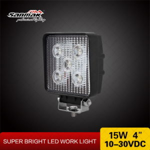 "4"" 15W LED Working Light pictures & photos"