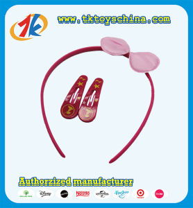 Fashionable Girl Gifts Hair Band with Hairpin pictures & photos