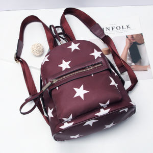 Al90032. Leather Backpack Ladies′ Handbag Designer Handbags Fashion Handbag Leather Handbags Women Bag
