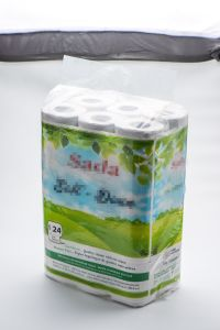 2017 Roll Toilet Tissue Paper From Shanghai, 300m 2ply (KL004) pictures & photos