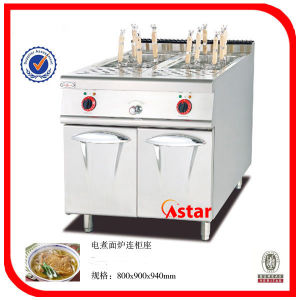 Electric Pasta Cooker with Cabinet Ck01067011 pictures & photos
