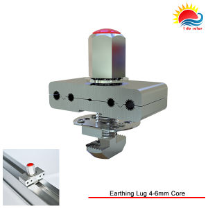 Factory Price PV Solar Energy Grounding Lug (ZX041) pictures & photos