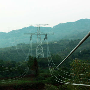 800kV Angle Steel Tower pictures & photos