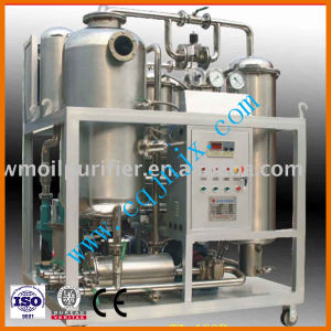 Stainless Steel Phosphate Ester Fire-Resistant Oil Purifier pictures & photos