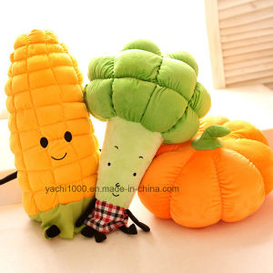 fashion Dog Toy Colorful Stuffed Vegetable Toy pictures & photos