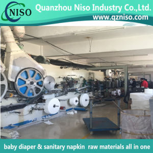 Used Semi-Servo High Speed Sanitary Napkin Machine pictures & photos