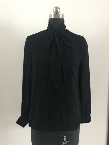 Silk Long Sleeve Shirts pictures & photos