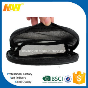Cheap Price Nylon Mesh Cosmetic Pouch Bag pictures & photos
