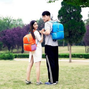 High Quality Folding Nylon Backpack for Traveling Hiking Camping Wholesale Price pictures & photos