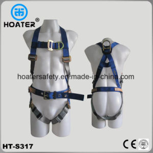 Personal Fall Protection System Body Harness