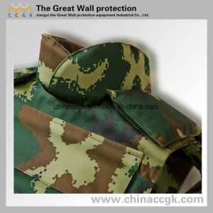 Nijiii/ IV Aramid Armed-Police Camouflage Full Protection Bulletproof Vest pictures & photos