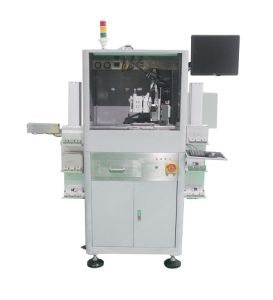 Inline Full-Automatic Glue-Potting Machine pictures & photos