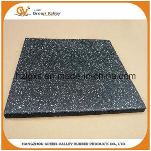 50X50cm Anti-Noise Rubber Floor Mat for Gym Equipment pictures & photos