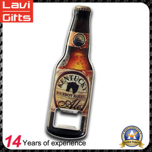 New Design Metal Bottle Opener for Bear Bottle Shape pictures & photos