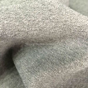R10hj Polyester Faux Woo Fabric for Sofa Upholstery Furniture Hometextile pictures & photos