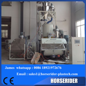 Large Output Horizontal Plastic Mixer Machine pictures & photos