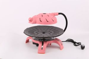 Home Appliance Hot Selling 800W Indoor Electric Grill (ZJLY) pictures & photos