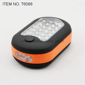 27 LED Working Light with Flashlight (T6088) pictures & photos