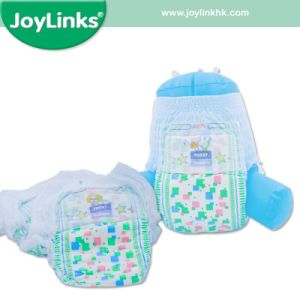 with High Quality Sap, Super-Soft Touch, Disposable Baby Diaper (JL16-005) pictures & photos
