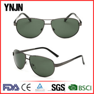 Professional Ynjn Brand Your Own Wide Temples Mens Sunglasses (YJ-F8415) pictures & photos