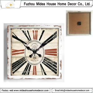 Rectangular Shape Wall Clock Wholesale pictures & photos