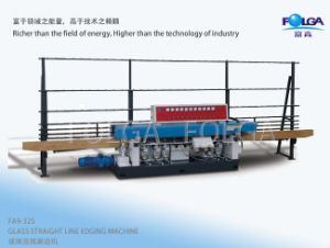 Fa9-325 Glass Straight Line Edging Machine pictures & photos