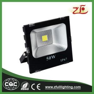 High Quality Die Cast Aluminum 50 100 150W COB Flood Light pictures & photos