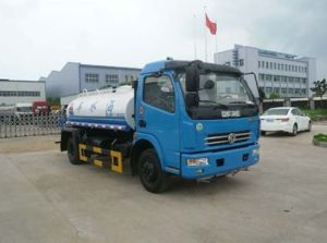 Dongfeng LHD Rhd 4X2 Spray Water Truck pictures & photos