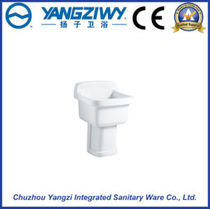 Bathroom Washing Ceramic China Mop Tub pictures & photos