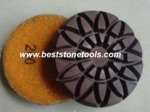 Rosex Concrete Dry/Wet Diamond Polishing Pad pictures & photos