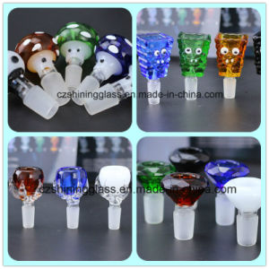 Unique Annimal Design Smoking Glass Pipe Multi Color Smoking Glass Bowl pictures & photos