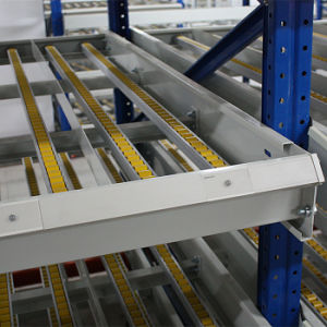 Gravity Flow Through Racking for Live Storage pictures & photos