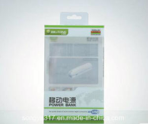 Mobile Power Transparent Pet Blister Packing Box pictures & photos