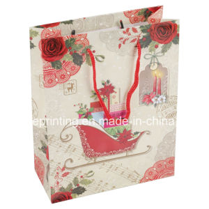 Custom Printing Gift Paper Bags for Engagements Packaging Wholesalers pictures & photos