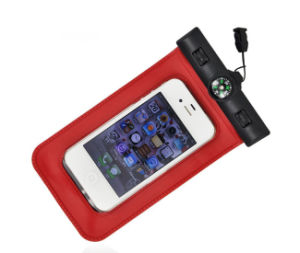 Promotional Gift Waterproof Mobile Phone PVC Dry Bag pictures & photos
