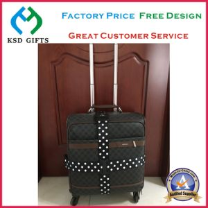 Heat Transfer Printing Crossed Luggage Belt (KSD-1177) pictures & photos