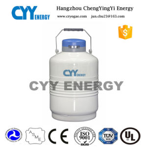 Yds50 Portable Transportation Cryogenic Liquid Nitrogen Container pictures & photos