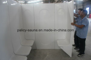 Family Using Hot Sale Acrylic Wet Steam Room 12A pictures & photos