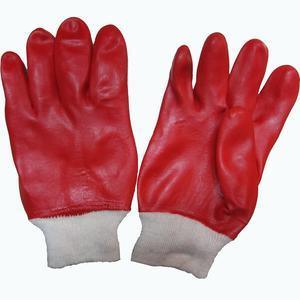 Good Quality Labor Professional PVC Working Safety Gloves pictures & photos