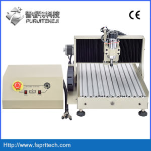 Hot Sale Mini Woodworkding CNC Router Machine (CNC3040T-X) pictures & photos