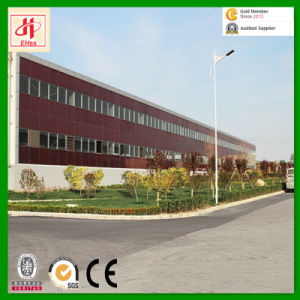 Prefabricated Warehouse Workshop Building Light Steel Structure pictures & photos