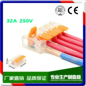 New Style Lighting Quick Wire Connector Replace Wago Type 221 5p pictures & photos