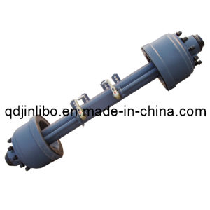 American Type Outboard Axle Trailer Axle Fuwa Axle pictures & photos