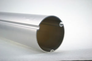 90mm Aluminium Round Tube for Awnings pictures & photos