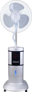 Electric Mist Fan with Three Plastic Blades pictures & photos