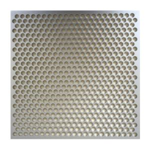 Decorative Perforated Aluminum Panel for Wall Cladding pictures & photos
