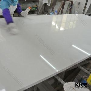 Big Slab Wall Cladding Artificial Composite White Quartz Stone pictures & photos