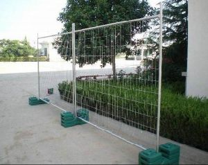 Hot DIP Galvanized Fence Temporary, Temporary Fence pictures & photos
