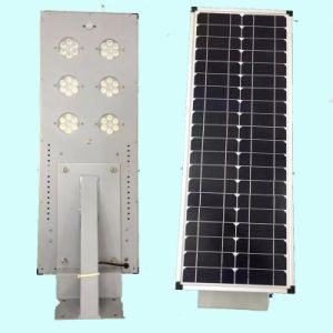 30W New Integrated Solar Street Light with Motion Sensor pictures & photos